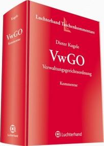 VwGO - Verwaltungsgerichtsordnung. Kommentar