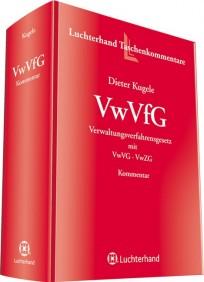VwVfG - Verwaltungsverfahrensgesetz mit VwVG und VwZG