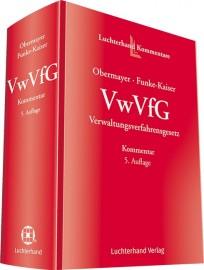 VwVfG Verwaltungsverfahrensgesetz Kommentar