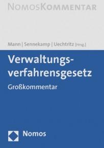 Verwaltungsverfahrensgesetz - VwVfG Großkommentar