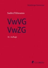 Verwaltungs-Vollstreckungsgesetz / Verwaltungszustellungsgesetz. VwVG/VwZG