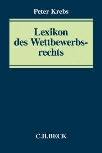Lexikon des Wettbewerbsrechts