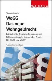 WoGG - Das neue Wohngeldrecht