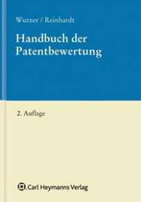 Handbuch der Patentbewertung