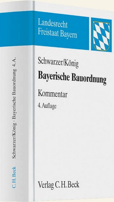 bayerische bauordnung kommentar schwarzer k nig b cher f r anw lte. Black Bedroom Furniture Sets. Home Design Ideas