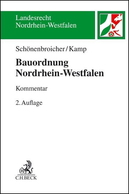 Bauordnung Nordrhein Westfalen Bauo Nrw Kommentar
