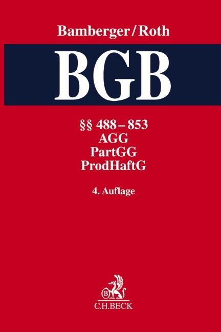 bgb kommentar zum b rgerlichen gesetzbuch band 2 bamberger roth b cher f r anw lte. Black Bedroom Furniture Sets. Home Design Ideas
