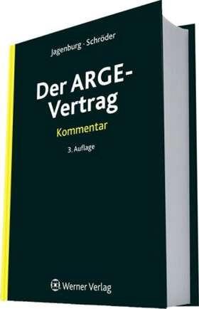 Der Arge Vertrag Jagenburg Schröder Baldringer Bücher Für