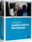 Familienrechtliche Berechnungen, Edition 2/2018