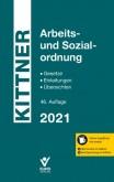 Arbeits- und Sozialordnung 2021