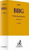 Bundesbeamtengesetz: BBG Kommentar
