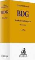 Bundesdisziplinargesetz (BDG). Kommentar