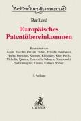 Europäisches Patentübereinkommen (EPÜ). Kommentar