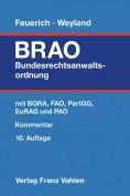 Bundesrechtsanwaltsordnung, BRAO-Kommentar