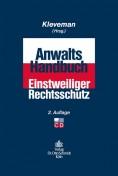 Anwalts-Handbuch Einstweiliger Rechtsschutz, mit CD-ROM
