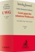 UWG-Kommentar. Gesetz gegen den unlauteren Wettbewerb