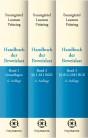 Handbuch der Beweislast. 3 Bände