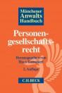 Münchener Anwaltshandbuch Personengesellschaftsrecht