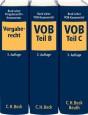Beck'scher VOB- und Vergaberechts-Kommentar. Gesamtwerk