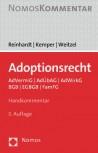 Adoptionsrecht. Handkommentar