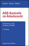 AGB-Kontrolle im Arbeitsrecht