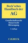 Beck'sches Handbuch der AG
