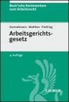 Arbeitsgerichtsgesetz (ArbGG). Kommentar