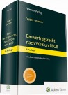 Bauvertragsrecht nach VOB und BGB