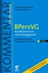 BPersVG - Bundespersonalvertretungsgesetz. Kommentar