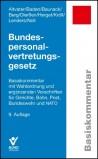Bundespersonalvertretungsgesetz. Basiskommentar