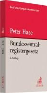 Bundeszentralregistergesetz Kommentar. BZRG