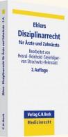 Disziplinarrecht für Ärzte und Zahnärzte