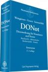 DONot - Dienstordnung für Notarinnen und Notare