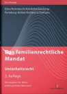 Das familienrechtliche Mandat - Unterhaltsrecht