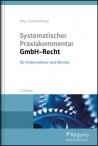 Systematischer Praxiskommentar GmbH-Recht