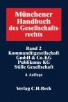 Kommanditgesellschaft, GmbH & Co. KG, Publikums-KG, Stille Gesellschaft