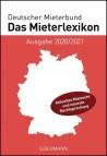 Das Mieterlexikon. Ausgabe 2020/2021