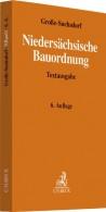 Niedersächsische Bauordnung, Textausgabe