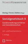 Sozialgesetzbuch X. Lehr- und Praxiskommentar