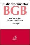 Studienkommentar BGB