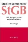 Strafgesetzbuch (StGB). Studienkommentar