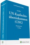 UN-Kaufrechtsübereinkommen (CISG)